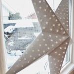 Звезда в рождественском декоре скандинавов
