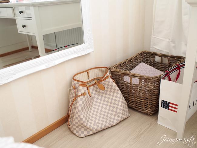 Квартира финской студентки