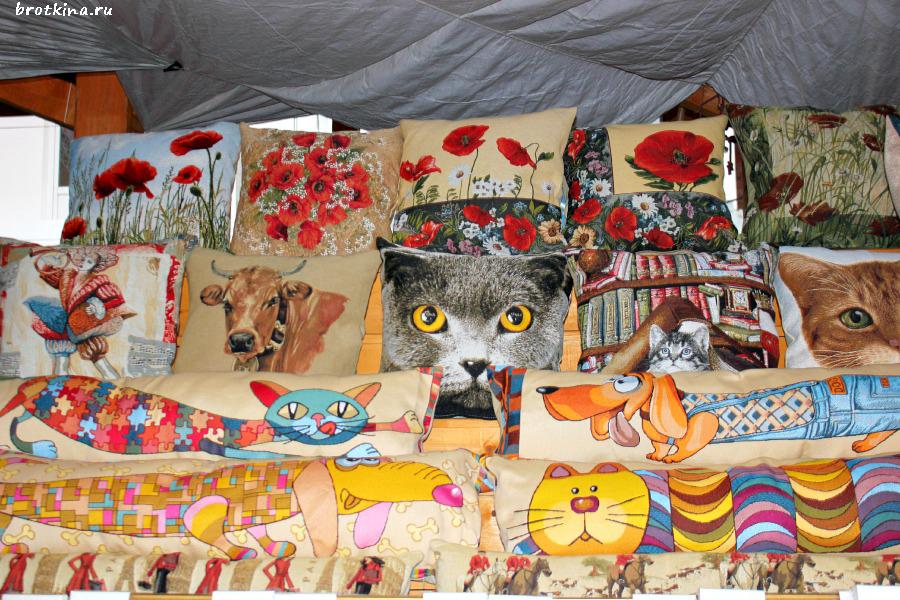 Блошиный рынок на Измайловской