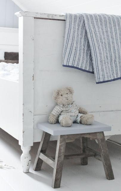 Дом Мии из Норвегии. Комната сына