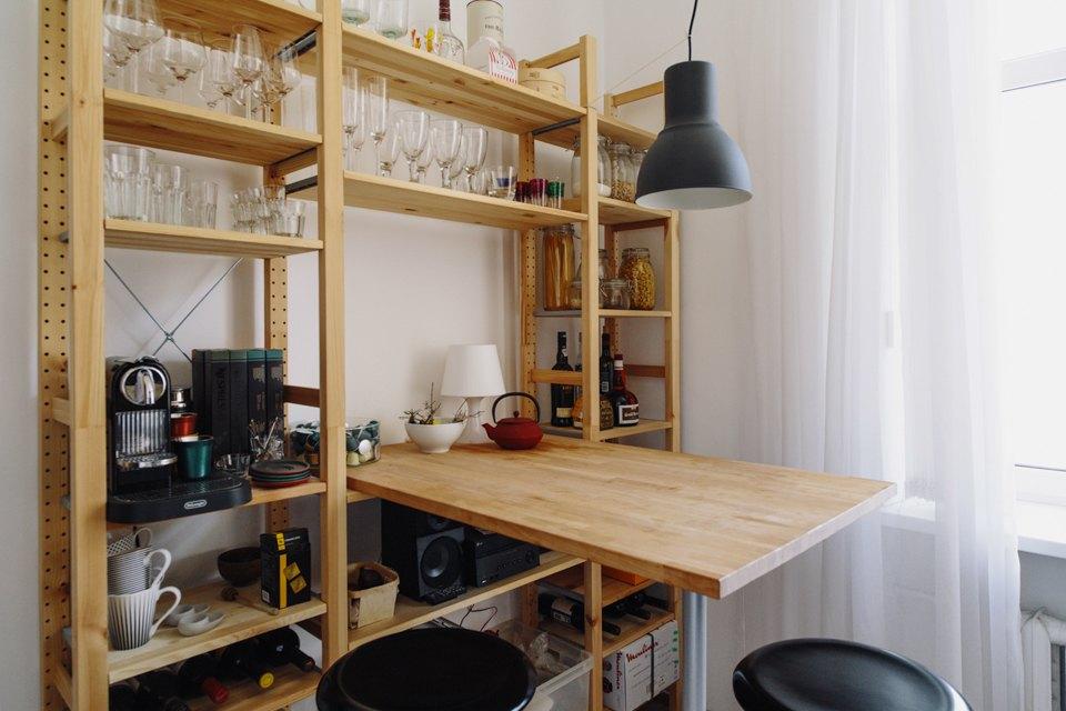 Мебель для съемных квартир своими руками 62