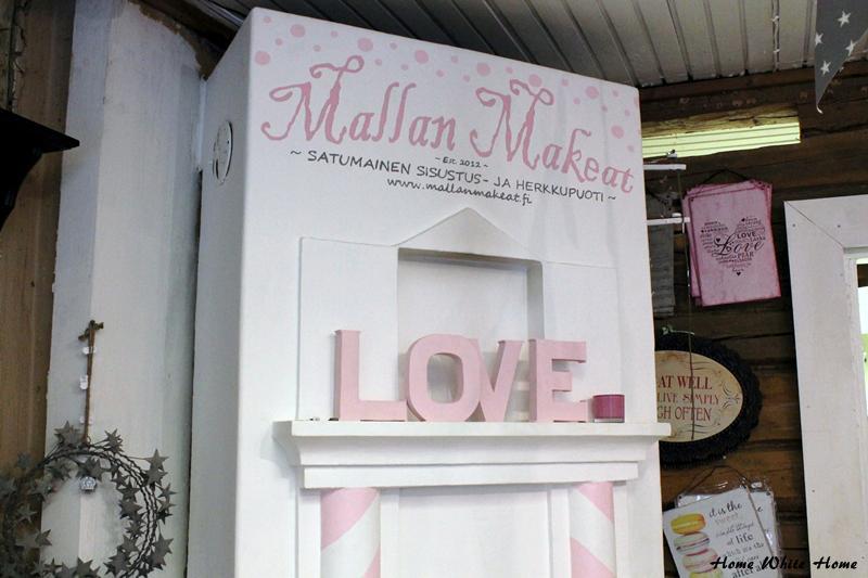 """Магазинчик-кафе """"Mallan Makeissa"""""""